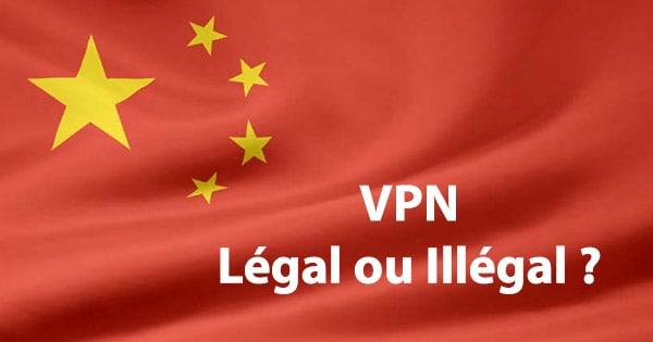 VPN illégal chine