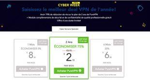 VPN gratuit PureVPN