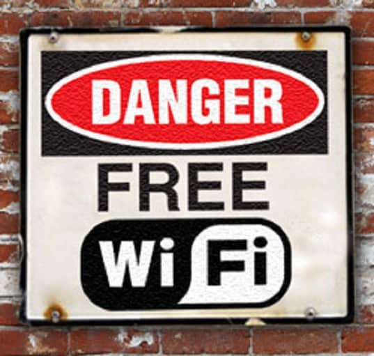 WiFi-Danger-Free