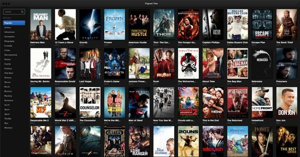 Quel VPN pour Popcorn Time ?