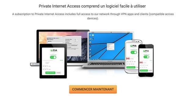 Applis Private Internet Access