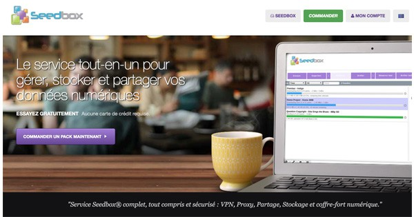 Avis Seedbox.fr