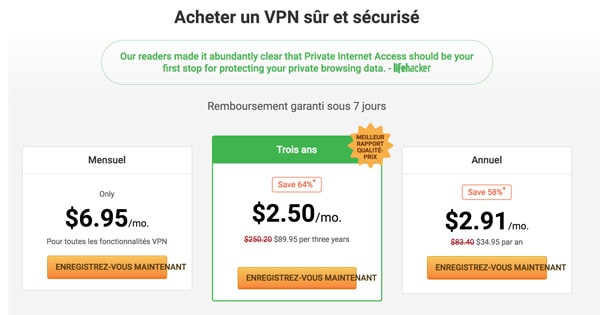 Black Friday Private Internet Access