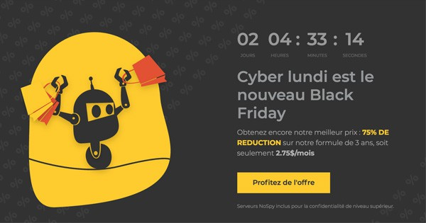 CyberGhost Cyber Monday