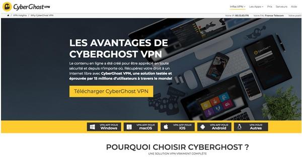 Vitesse CyberGhost