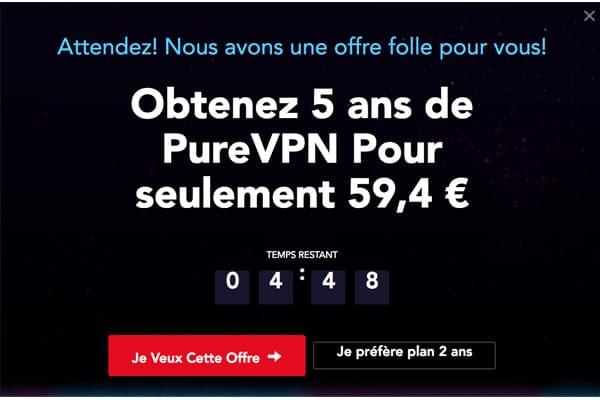 Promo PureVPN Cyber MOnday