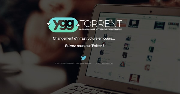 Yggtorrent Carte Bleue.Yggtorrent Version 2 Le Tracker Torrent Le Plus Visite En France