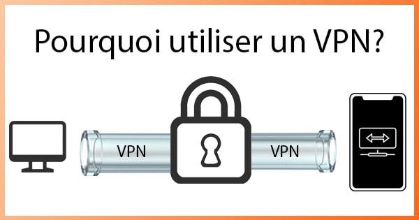 pourquoi utiliser VPN ?