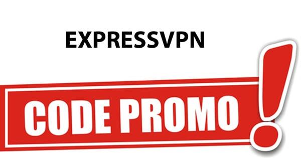 Code promo ExpressVPN