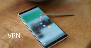 Galaxy Note 8 VPN Secure Wifi