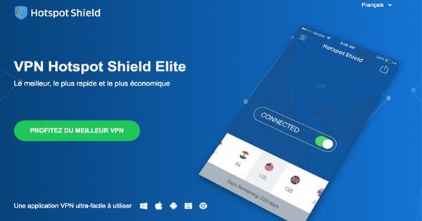 HotSpot Shield fiable sérieux