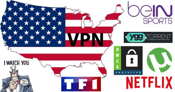 Meilleur VPN USA