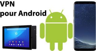 Meilleur VPN android