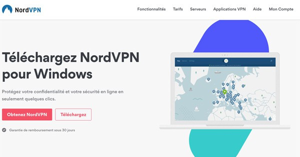 Meilleur VPN pour Windows