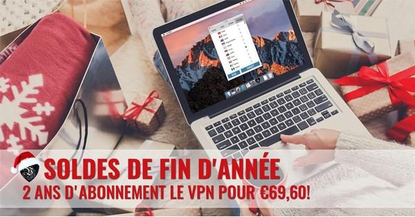 Soldes Le VPN