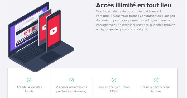 Streaming Avast Secure Line VPN