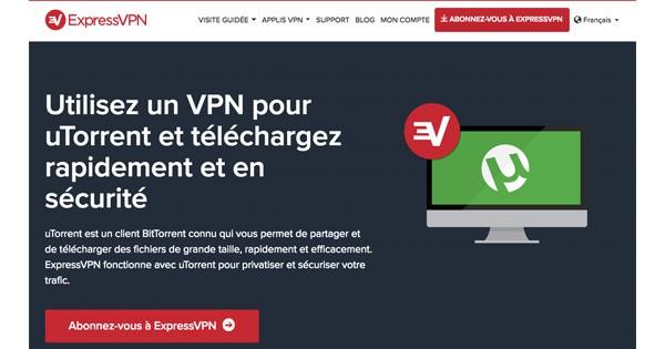 Telecharger torrents ExpressVPN