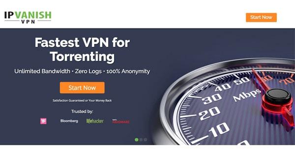 IPvanish torrents télécharger