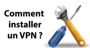 Installer VPN