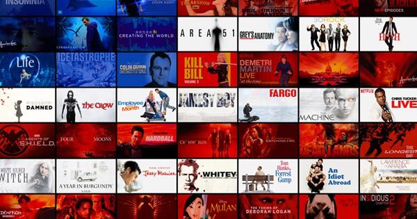Regarder Netflix US France