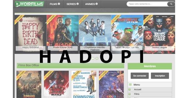 Streaming Hadopi