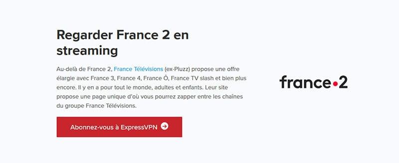 France 2 ExpressVPN