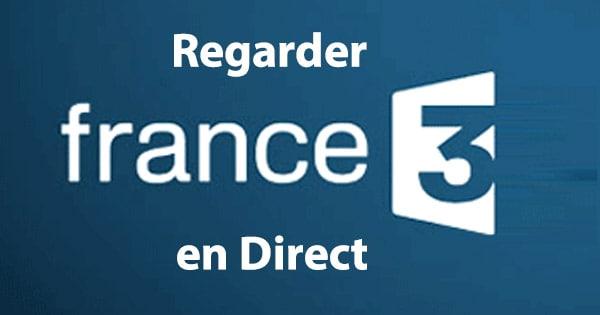 Regarder France 3 direct étranger