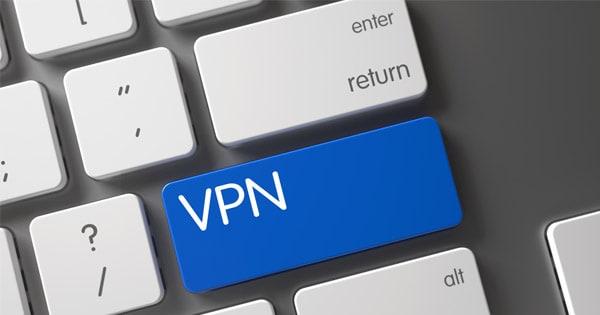 VPN log ExpressVPN