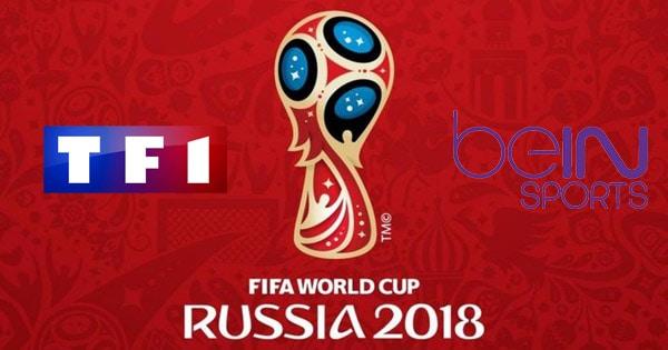 Chaînes coupe du monde 2021