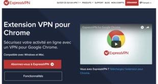 Extension navigateur vpn