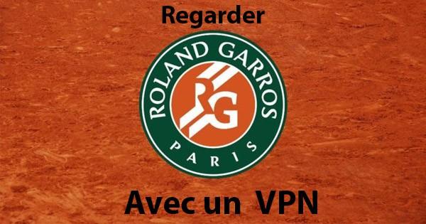 Regarder Rolland Garros étranger