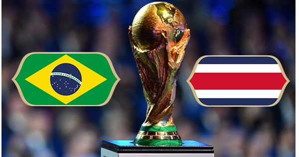 Brésil Costa Rica streaming