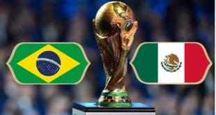 Brésil mexique streaming