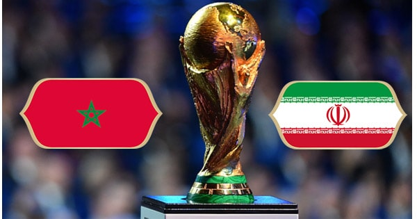 Maroc Iran streaming
