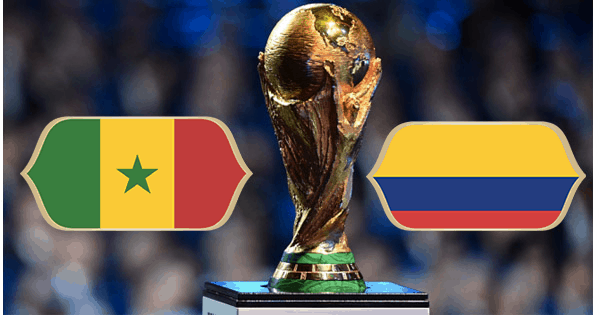 regarder Sénégal Colombie en streaming HD gratuit