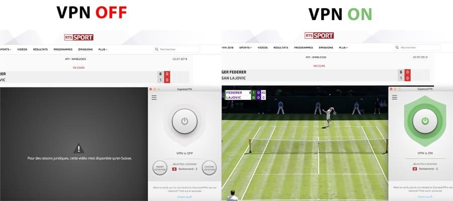 Streaming Wimbledon