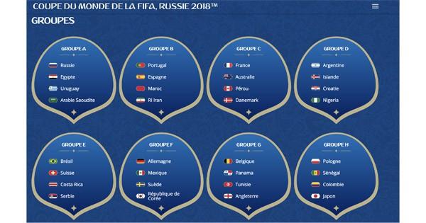 Streaming coupe du monde