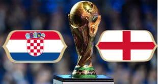 Croatie Angleterre streaming