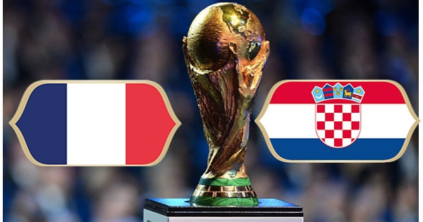 France Croatie streaming