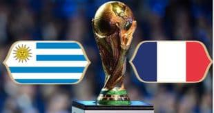 Uruguay France Streaming