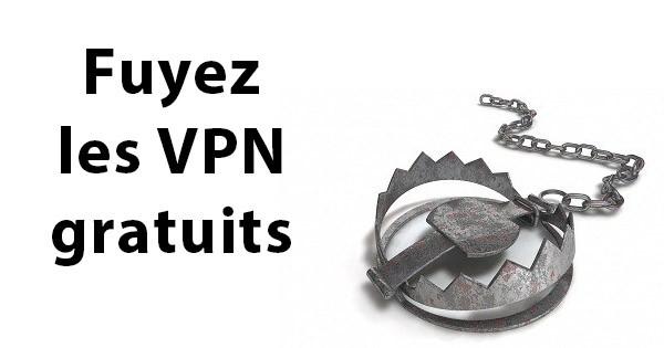 VPN gratuit malwares