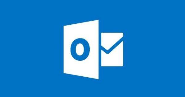 Problème email outlook vpn