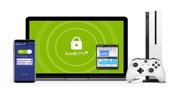 Compatibilité Astrill VPN