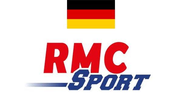 RMC Sport en Allemagne