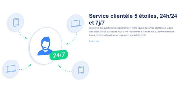Support client SaferVPN