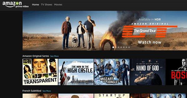 VPN Amazon Prime Video