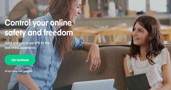 Avis Surfshark VPN