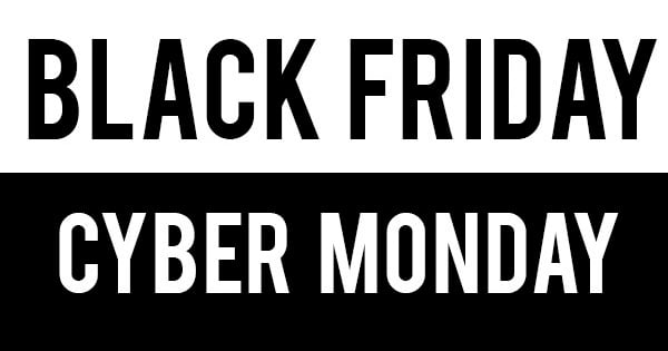 Black Friday Cyber Monday VPN