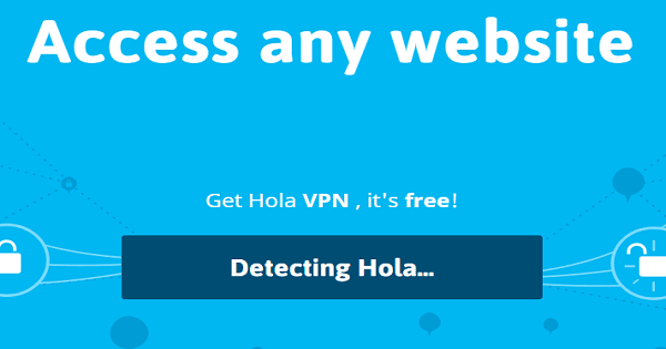 Hola VPN gratuit