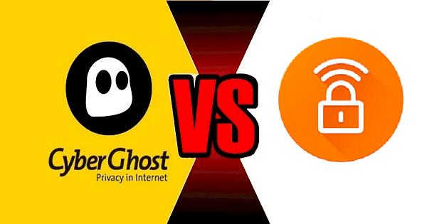 CyberGhost VS Avast SecureLine